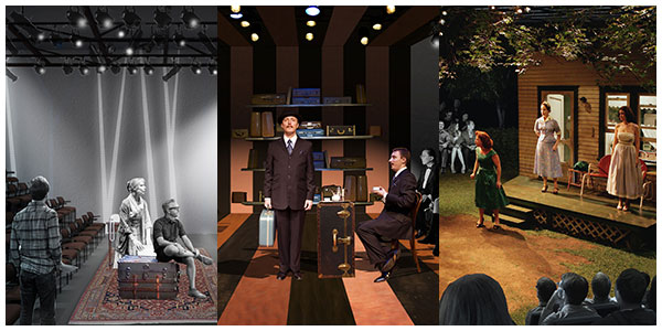 Small-Theater-Triptych