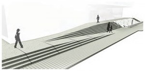 stair-ramp