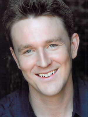 Kevin Christopher Fox headshot