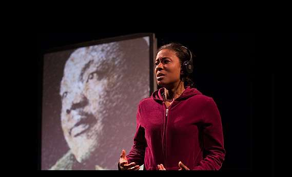 Image result for Writers Theatre  The MLK Project