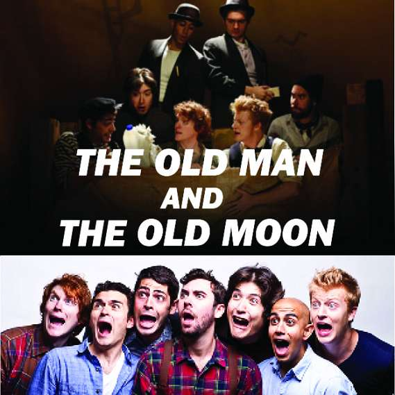 The Old Man and The Old Moon image