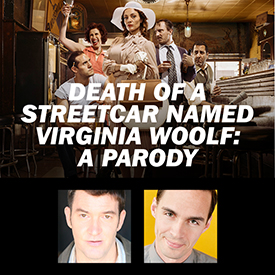 Death of a Streetcar Named Virginia Woolf: A Parody image