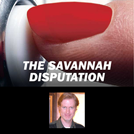 The Savannah Disputation image