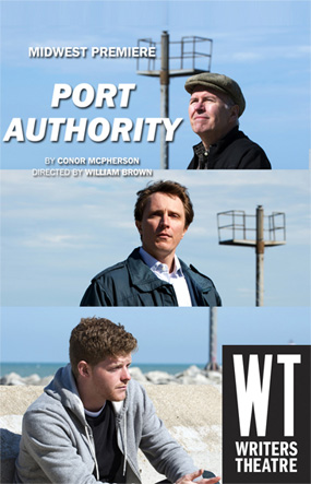 The Midwest Premiere of Port Authority at Writers Theatre