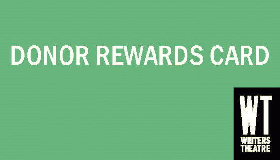 Donor Rewards Card image