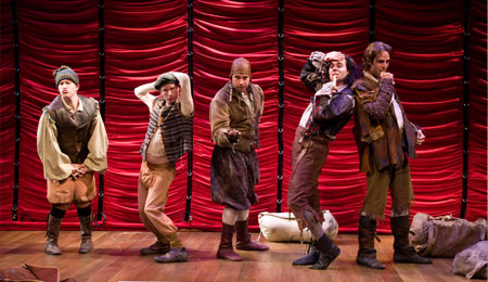 Rosencrantz and Guildenstern Are Dead review – a great double act