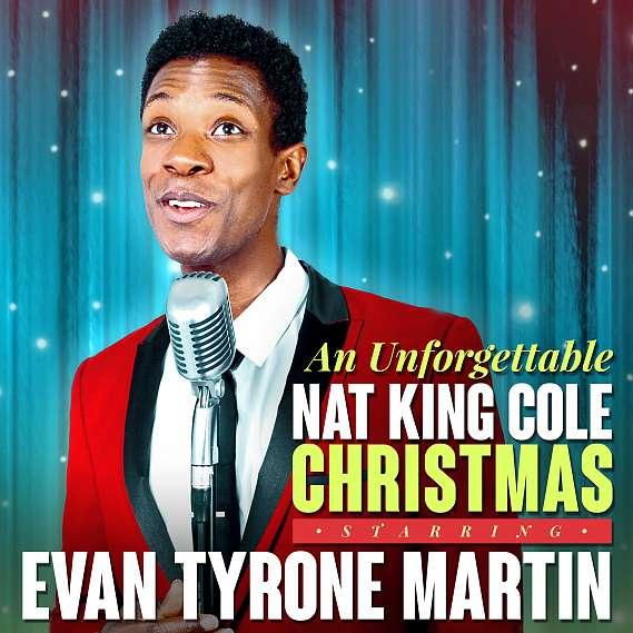 An Unforgettable Nat King Cole Christmas at Writers Theatre